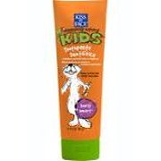 Kids Berry Smart Toothpaste Without Flouride Kiss My Face 4 oz Paste