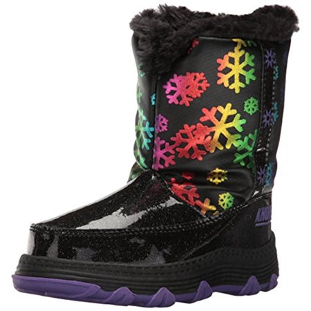 Faux Snow (Khombu Girls Joy Toddler Faux Fur Snow)