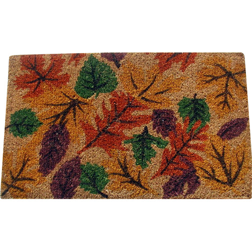 Geo Crafts, Inc Fall Foliage Doormat