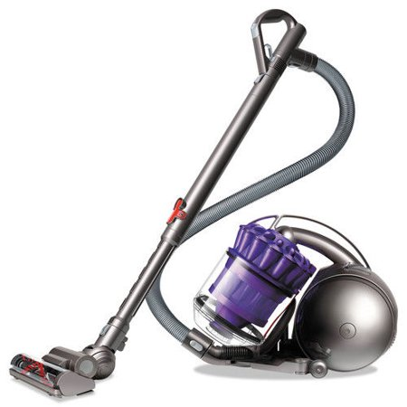 Factory-Reconditioned Dyson 200584-05 DC39 Animal Multi-Floor Canister Vacuum (Difference Between Dyson Animal And Multi Floor)