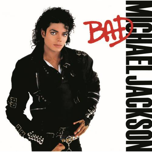 Michael Jackson With Glove (Michael Jackson - Bad (CD))