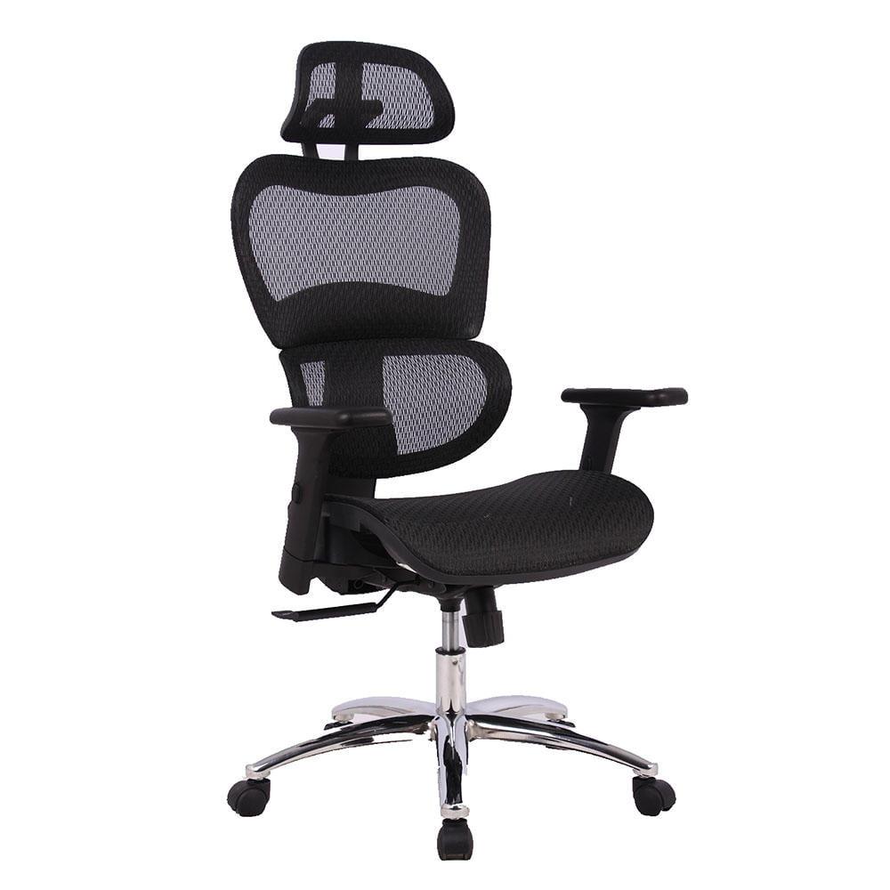 Mesh High Back Executive Office Chair, Ergonomic Office Chair Canada