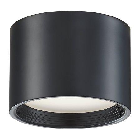 Access Lighting Reel Dimmable LED Flush Mount - Black - 50006LEDD-BL/ACR
