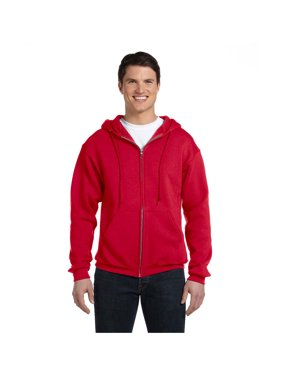 Russell Athletic Dri-Power Fleece Full-Zip Hood, Style 697HBM