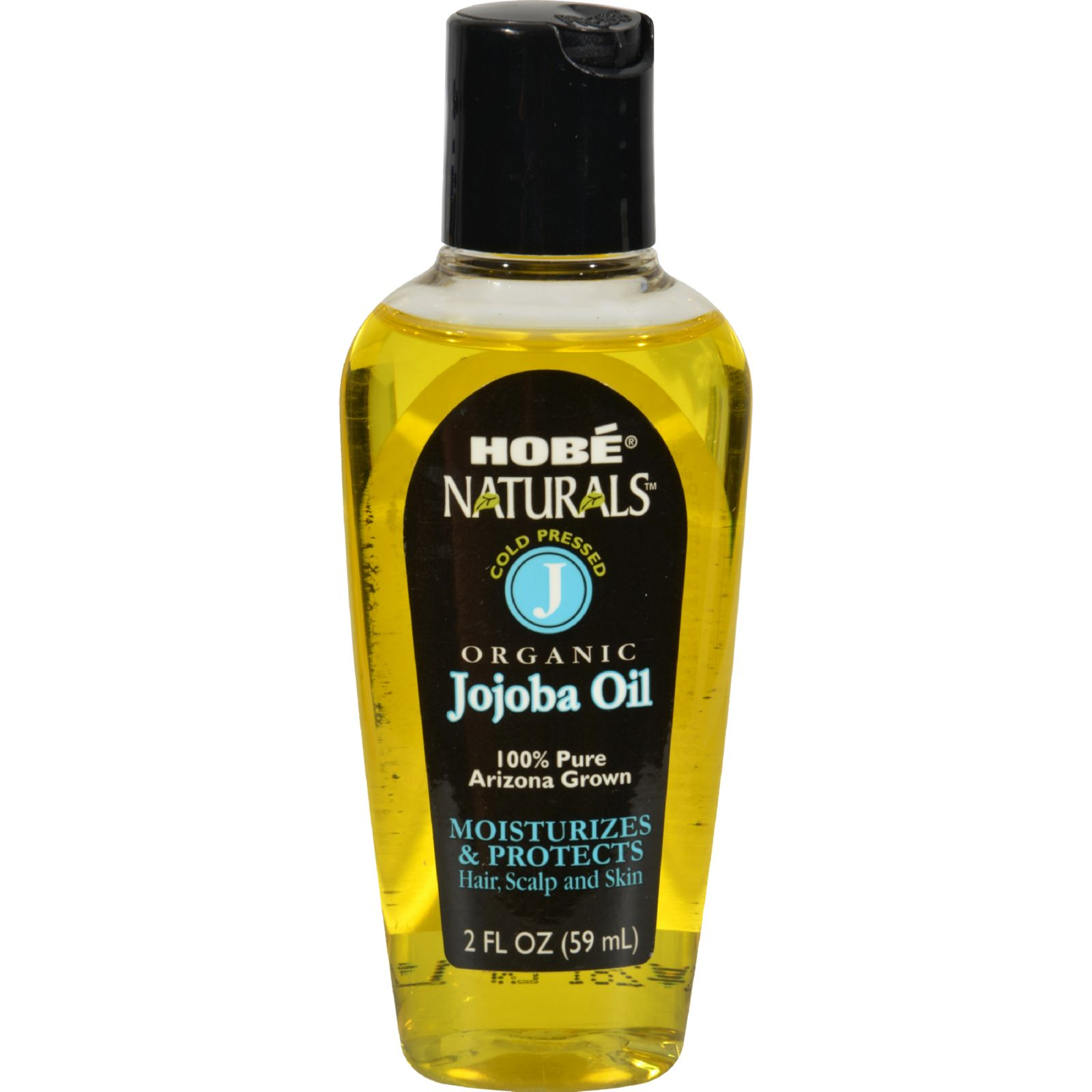 Hobe Labs Beauty Oil - Jojoba - 2 oz