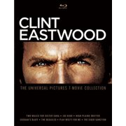 Clint Eastwood: The Universal Pictures 7-Movie Collection (Blu-ray) (Widescreen) by Universal