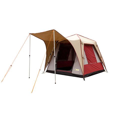 Black Pine Sports Pine Deluxe Canvas Turbo Tent