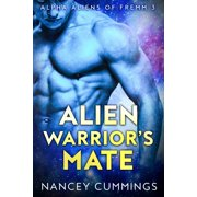 Alien Warrior's Mate - eBook