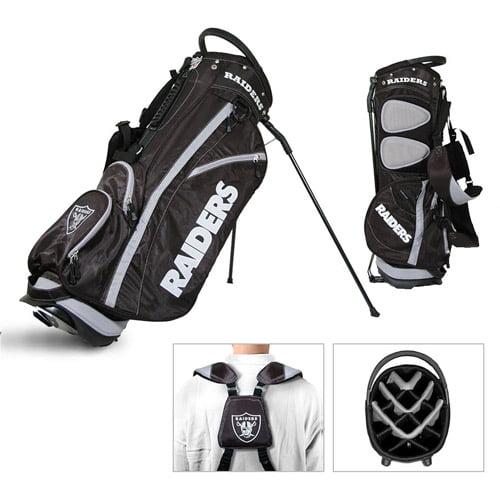 Team Golf NFL Oakland Raiders Fairway Golf Stand Bag