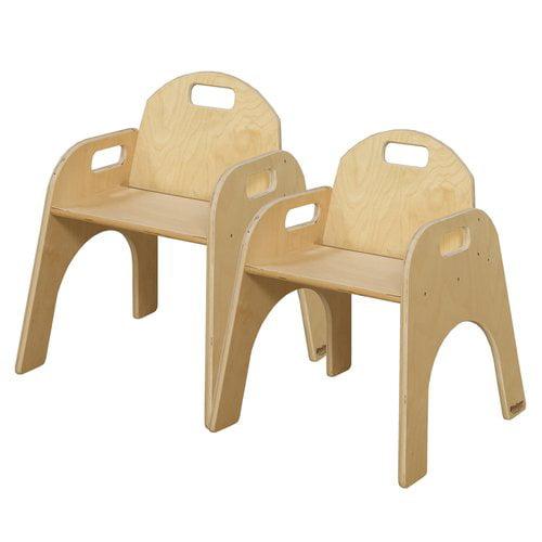 Wood Designs Woodie Kids Chair