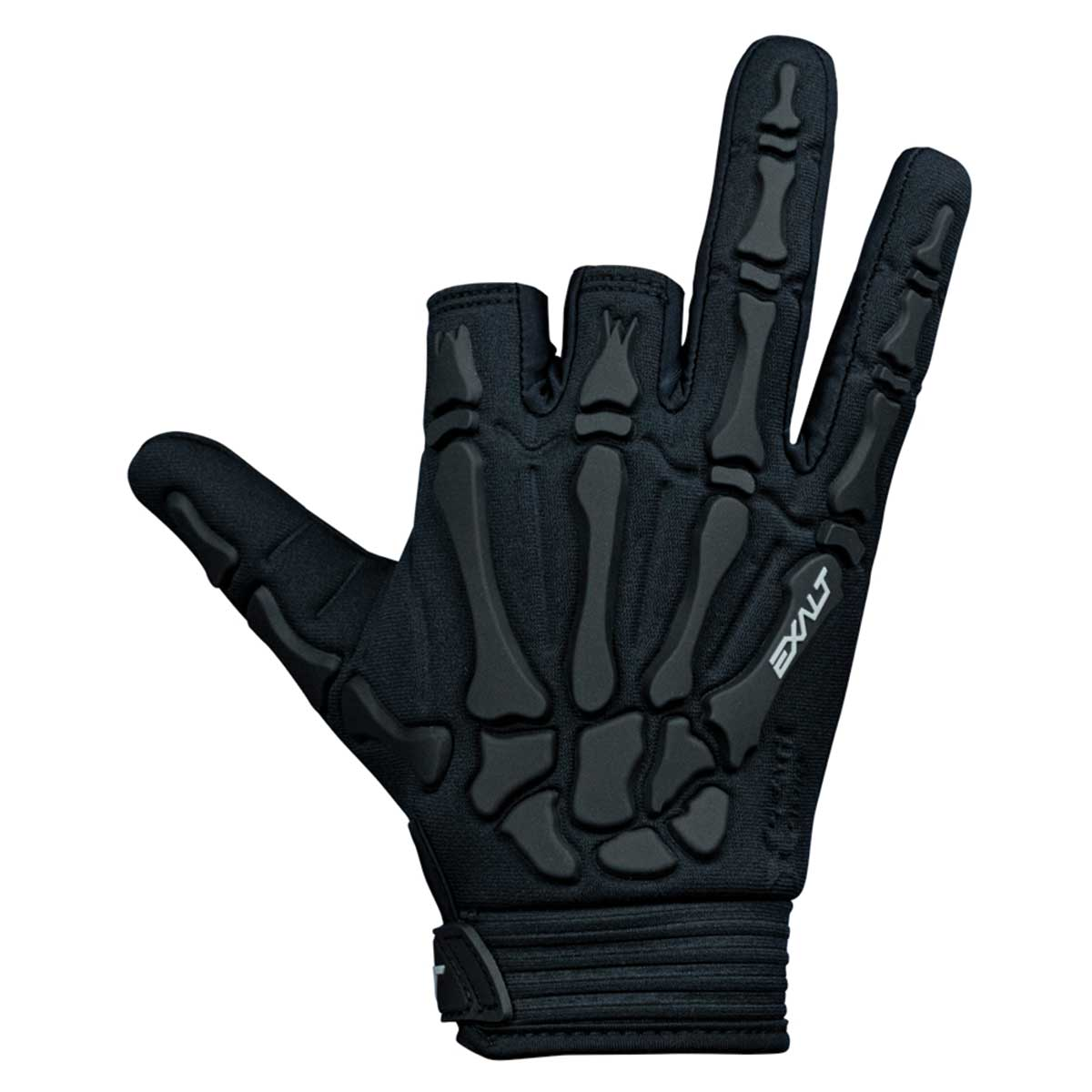 Exalt Paintball Death Grip Gloves - Black