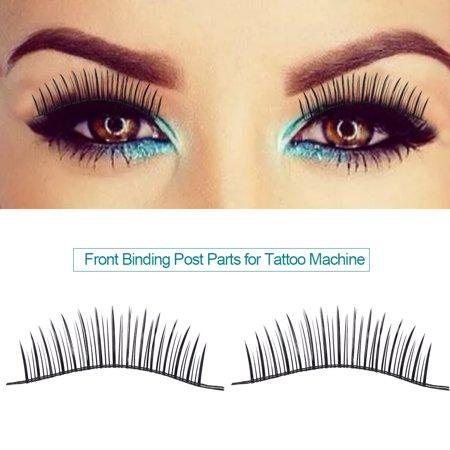 VBESTLIFE Fake Eyelash Extension,20pcs Natural Beauty False Eyelashes Slender Fake Eye Lashes Extension Makeup Tool False Eyelash