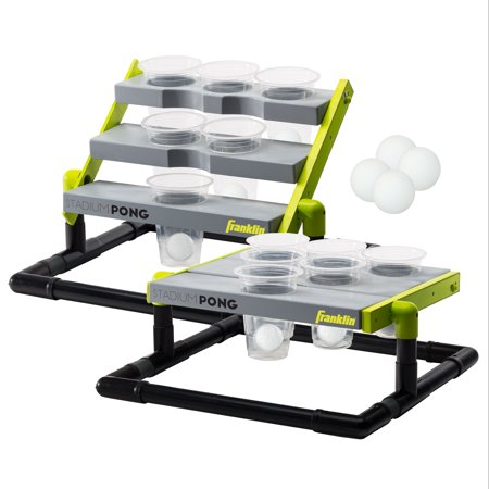 Franklin Sports Stadium Pong - Perfect Game for Beach and Backyard Fun](Beer Pong Kit)