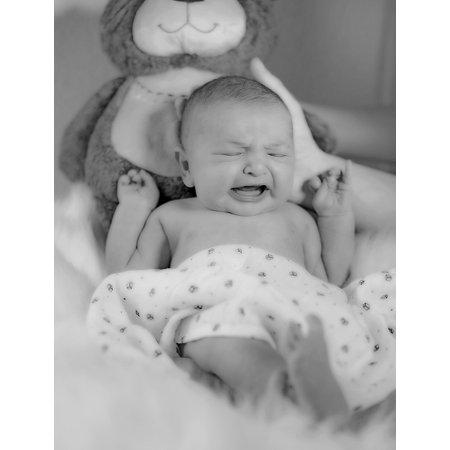 LAMINATED POSTER Small Child Baby Child Boy Birth Poster Print 24 x 36 ()