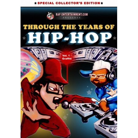 Through The Years Of Hip Hop Volume 1: Graffiti - Hip Hop Banners