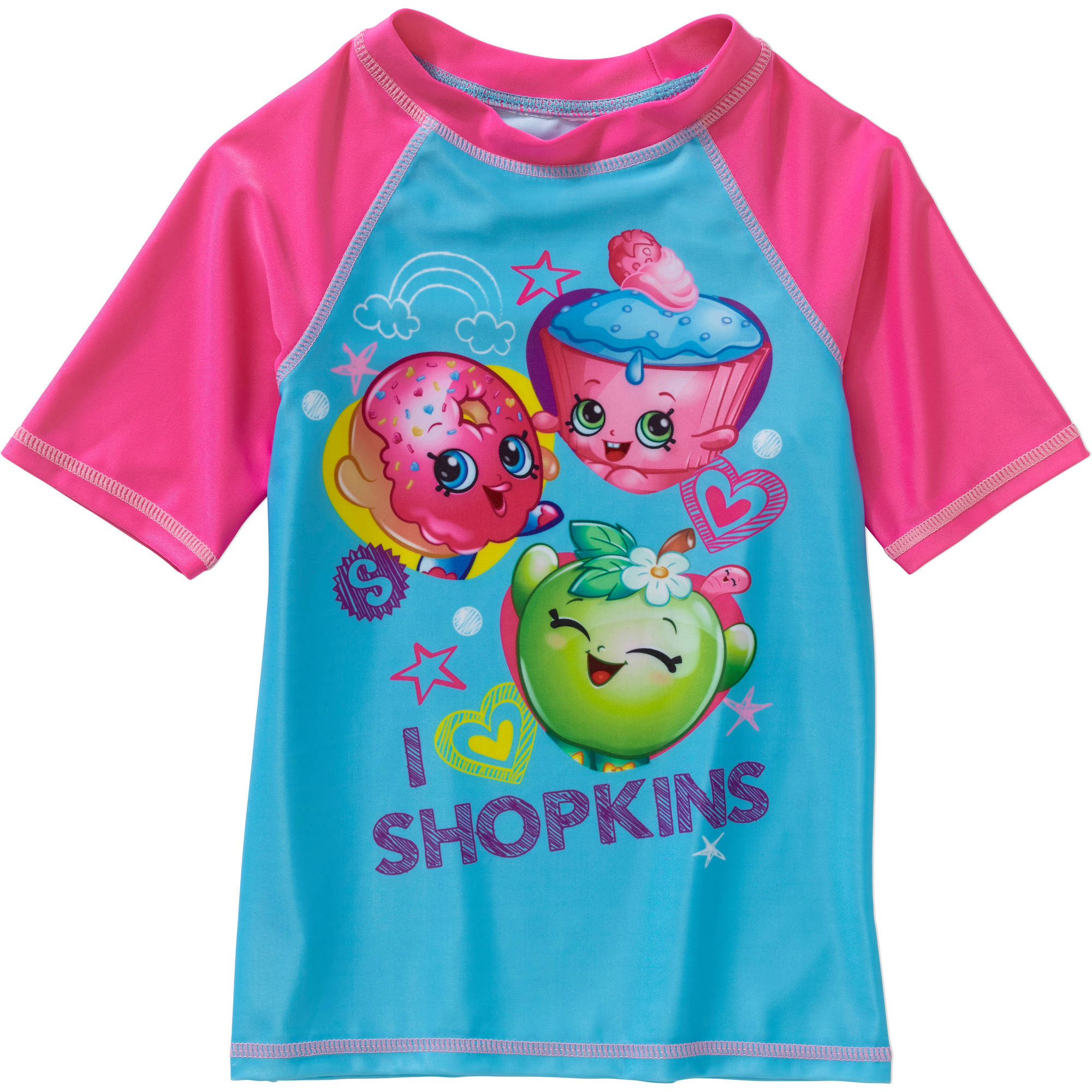 Shopkins Girls' I Love Shopkins Coverup