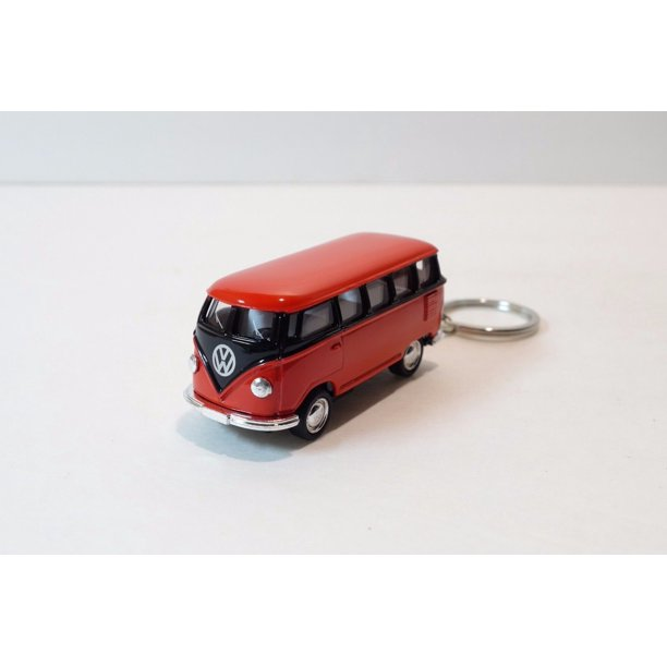 "2.5"" Kinsmart 1962 VW Volkswagen Bus Diecast Toy Car"