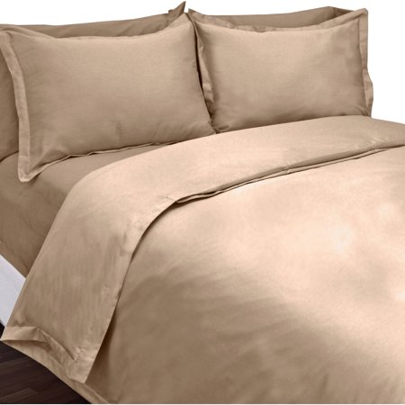 Veratex Supreme Sateen 300 Thread Count Egyptian Cotton Duvet Set