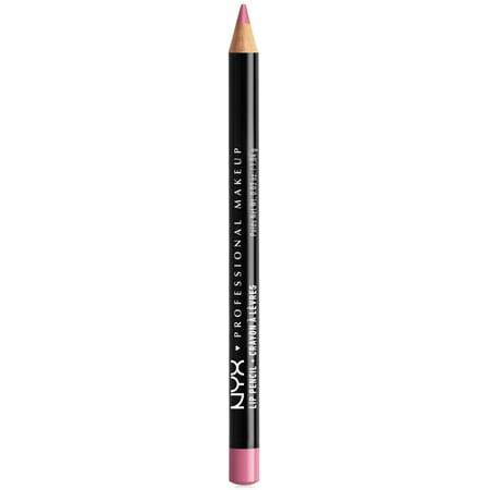 3 Pack - NYX Professional Makeup Slim Lip Liner Pencil, [839] Dolly Pink 1 ea