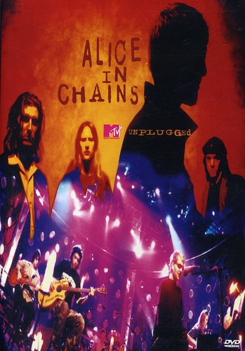 Alice in Chains: MTV Unplugged (DVD) by Sony Music Distribution