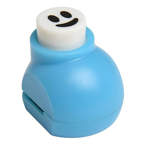Polaroid Mini Photo Puncher for Zink 2x3 Photo Paper Projects (Snap, Zip, Z2300) - Smiley.