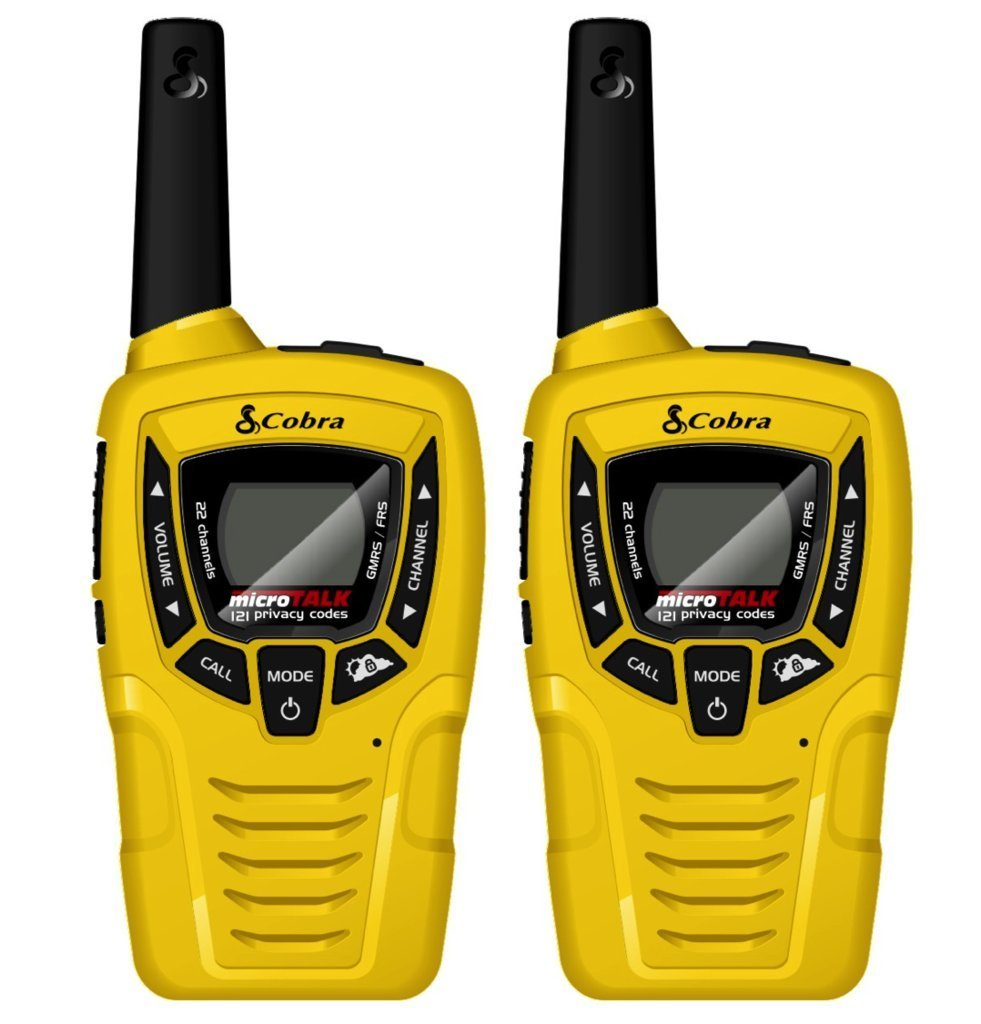 Walky Talky, Cobra Cx335 Gmrs-frs Walkie Talkies Adults Two Way Radio Outdoor by Altis Global Limited