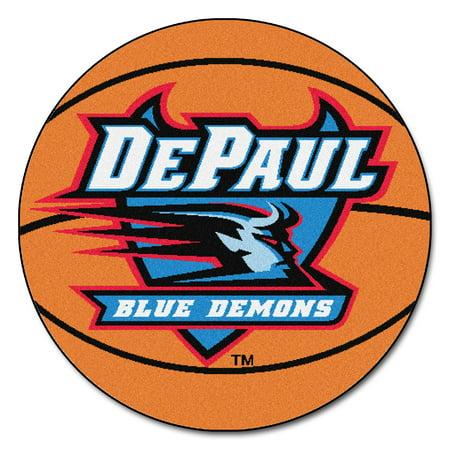 DePaul Basketball Mat 27