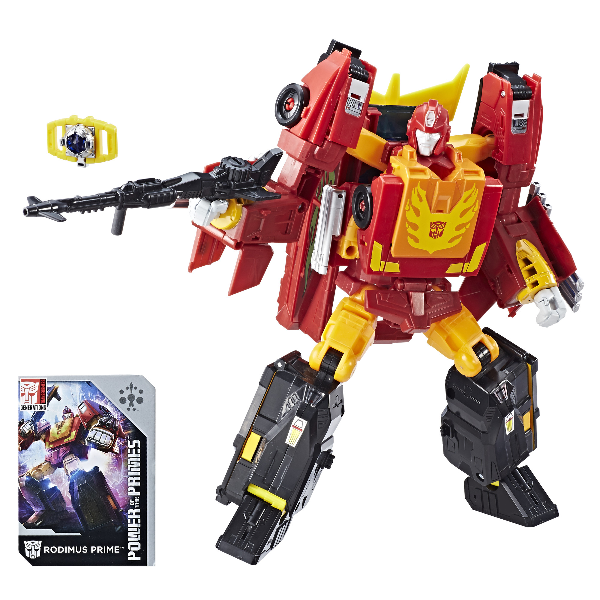 Transformers: Generations Power of the Primes Rodimus Prime