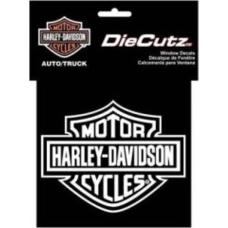 Harley-Davidson Bar and Shield Die Cutz Decal