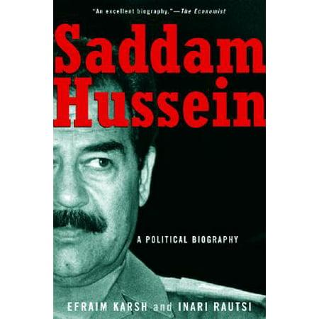 Saddam Hussein : A Political Biography
