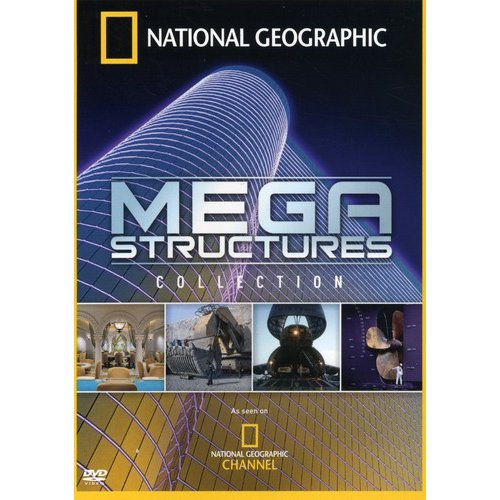 National Geographic: Mega Structures (Widescreen)