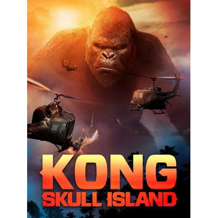 Kong  Skull Island  Blu Ray   Dvd   Walmart Exclusive