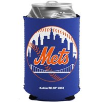 New York Mets Royal Blue Collapsible Can Cooler - No Size