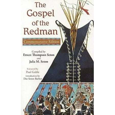 The Gospel of the Redman - eBook](Redman Halloween)