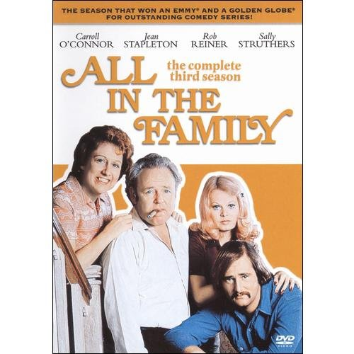 All In The Family: The Complete Third Season  (Full Frame)