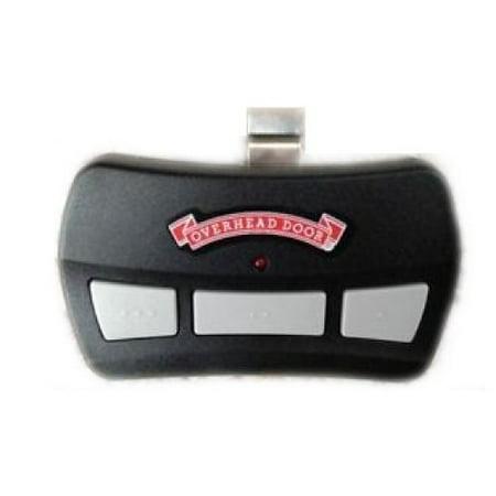 Overhead Door - OCDTR-3 - CodeDodger Three Button Garage Door Opener Remote for Vehicle