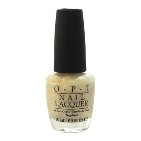 Nail Lacquer - # NL L03 Kyoto Pearl by OPI for Women - 0.5 oz Nail Polish
