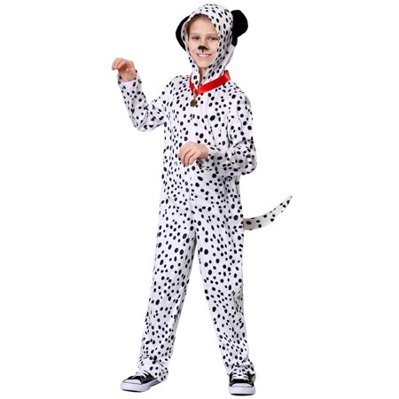 Child Delightful Dalmatian - Dalmatian Baby Costume