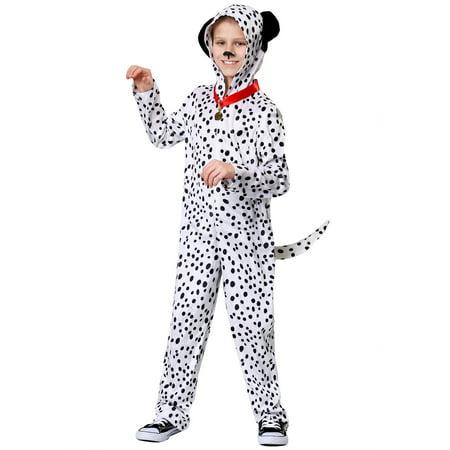 Child Delightful Dalmatian Costume - Kids Dalmatian Costume