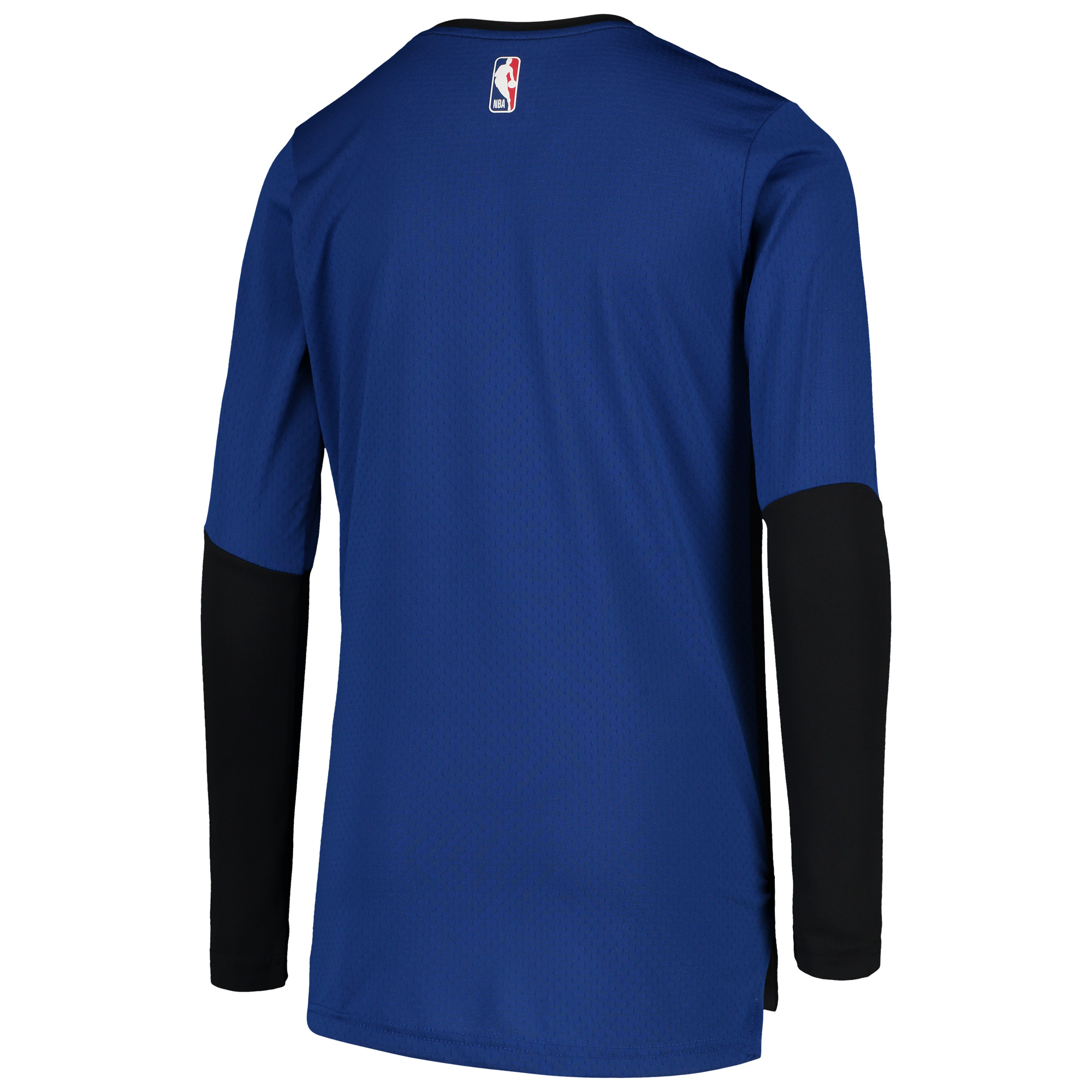 df83035d1 Golden State Warriors Nike Youth Dry Performance Long Sleeve Shooting T- Shirt - Royal - Walmart.com