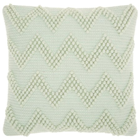 Nourison Life Styles Large Chevron Decorative Throw Pillow,