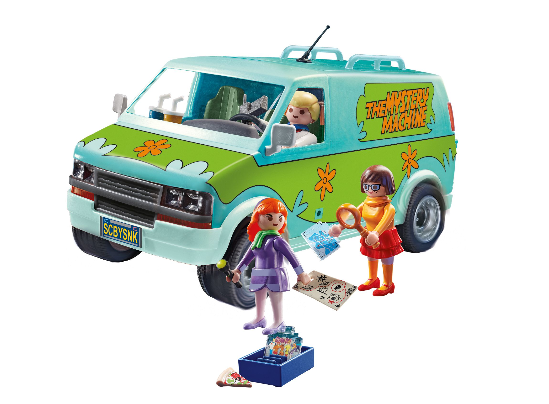 Scooby Doo Novelty Plastic Credit Card