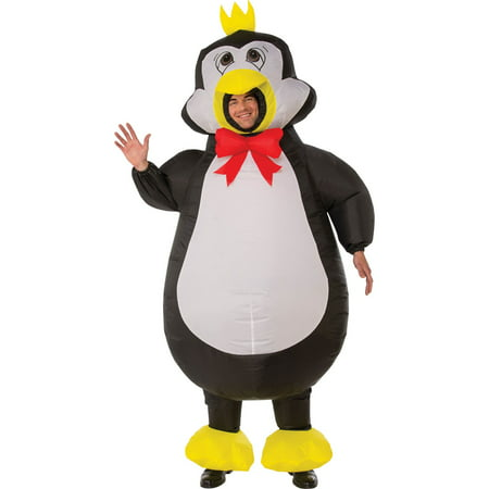 Mens Penguin Halloween Costume