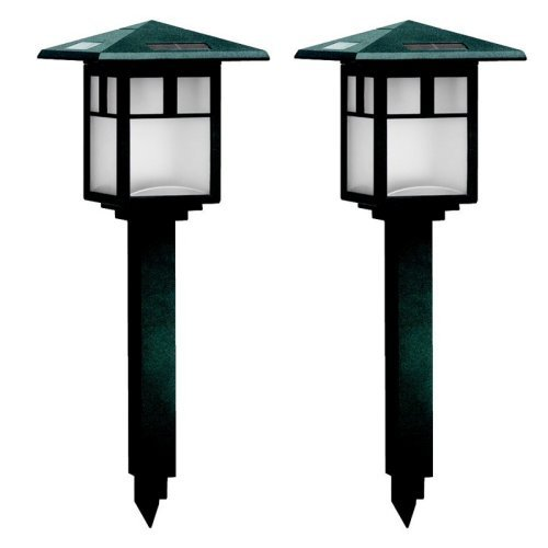 Cypress Solar Light- Set of 2