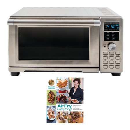 NuWave Bravo XL Air Fryer Toaster Oven with Air Fry
