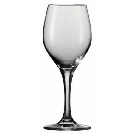 (Schott Zwiesel Tritan Crystal Glass Stemware Mondial Collection All Purpose White Wine, 8.4-Ounce, Set of 6)