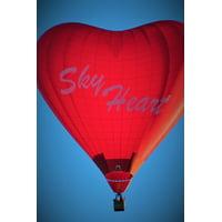 Canvas Print Hot Air Balloon Balloons Albuquerque Balloon Fiesta Stretched Canvas 10 x 14