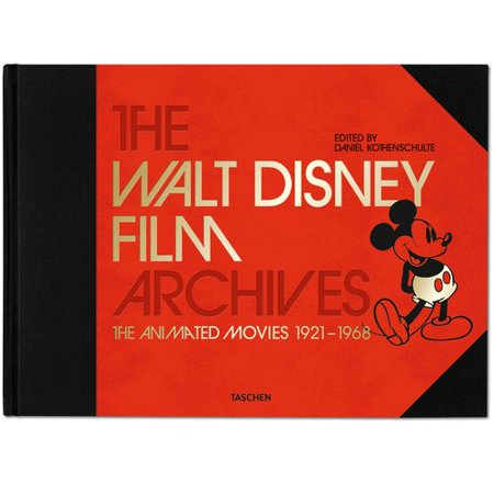 The Walt Disney Film Archives  The Animated Movies 1921 1968
