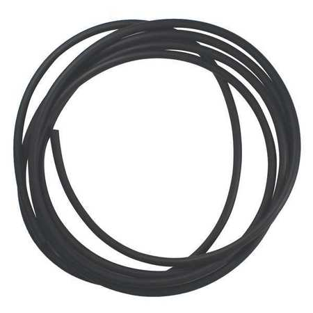 CSEPDM-1/4-10 Rubber Cord, EPDM, 1/4 In Dia, 10 Ft