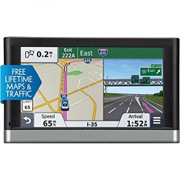 Garmin nüvi 2597LMT 5-Inch Portable Bluetooth Vehicle GPS...